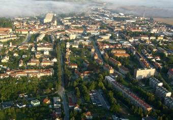 Let balónem Boskovice a Letovice