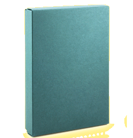 zelená krabička