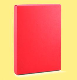 červená karbička