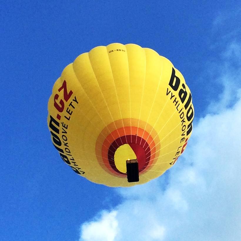 OK-8810 pasažérský balón pro KLASICKÉ lety