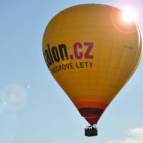 OK-8809 pasažérský balón pro KLASICKÉ lety