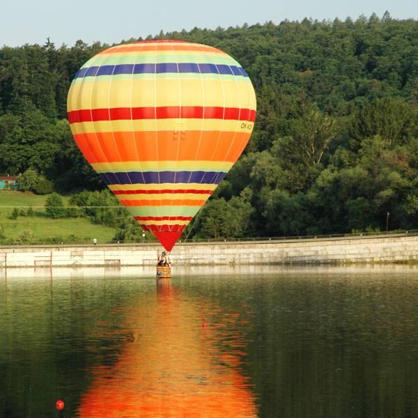 OK-4002 balón pro volné lety