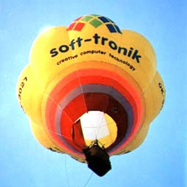 OK-3027 reklamní balón